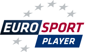 Eurosport Player logo - Betalt streaming tjeneste -