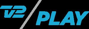 TV2 Play Logo - Betalt streaming tjeneste til fodbold