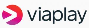 Viaplay logo - Betalt streaming tjeneste til fodbold