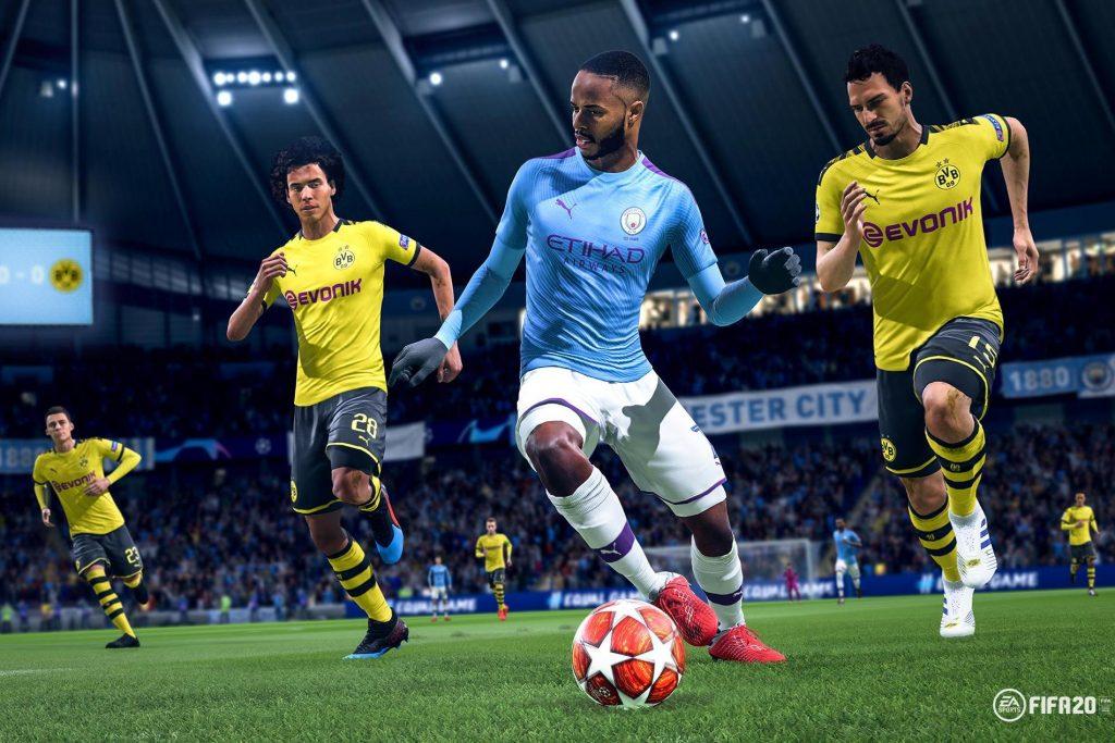 Alt om FIFA 20